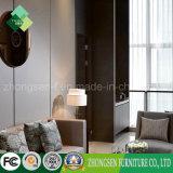 インド現代様式のチークの卸売のホテルのFurniturの寝室セット(ZSTF-19)
