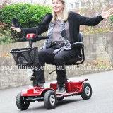 """""""trotinette"""" de quatro rodas barato da mobilidade da alta qualidade para a pessoa idosa"""