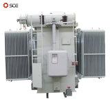 630kVA de olie Ondergedompelde Transformator van de Distributie
