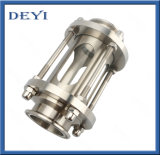 Stainless Steel Hygienic Sight Protective Knell with Sleeve