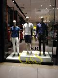 Mannequins maschii di Windows di formato dell'Europa della vetroresina per Windows (GS-WD-01)