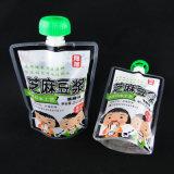 Impresión directa de fábrica la boquilla de jalea Bolsa boca