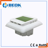 termóstato electrónico de la calefacción del sitio de la pantalla de 230V LCD para el sistema de la HVAC