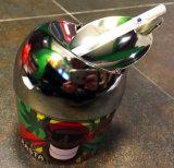 Weedのステンレス鋼のボブMarley Rasta Raggaジャマイカの灰皿