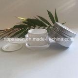 Nuovo vaso crema acrilico d'argento del contenitore di arrivo 30g Matt (PPC-NEW-165)