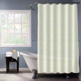 Folhas de videira Design clássico impresso a cortina do chuveiro com repelente de água