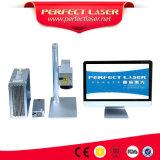 Mini segno del laser della fibra del metallo fatto a macchina in Cina
