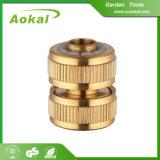 Connecteurs en laiton de tuyau de connecteurs de boyau de tube de cuivre du laiton T