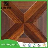 Alto favorable al medio ambiente impermeable del azulejo de suelo del laminado de madera del V-Surco de HDF
