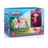 가장 새로운 디자인 귀여운 원숭이 아이 애완 동물 작은 물고기 장난감