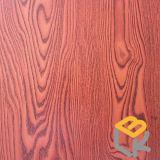 Бумага зерна вербы деревянным декоративным пропитанная меламином для пола, двери, мебели и Veneer от китайского изготовления