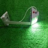 Getrenntes Solar-LED-Balkon-Licht (Wandlampe)