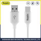 Tipo C carga rápida USB Cable de datos para teléfono móvil