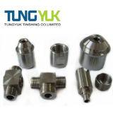 Selbstersatzteile gestempelt durch CNC-maschinell bearbeitenteile