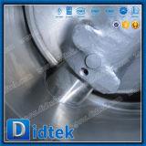 Tipo valvola a farfalla dell'aletta di Didtek Dn350 Ub6