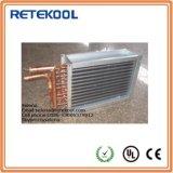 O tubo de cobre alumínio permutador de calor
