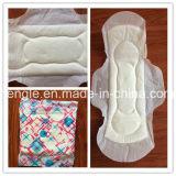 快適な良質品および通気性の女らしい衛生パッド
