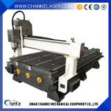 Le distributeur voulait gravure CNC routeur de coupe pour l'ALUMINIUM BOIS/corps Heavy Duty