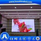 Электронное поощрение полного цвета P3 Двухсторонний светодиодный экран телевизора