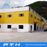 2016년 Pth에 의하여 주문을 받아서 만들어지는 디자인 조립식 강철 구조물 창고