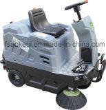 床の掃除人の産業小さい乗車