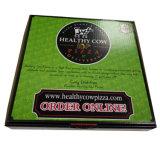 Divers papier d'emballage de boîte à pizza de taille avec le prix usine