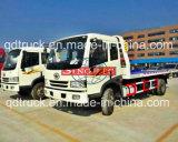 Camión de remolque grúa de la luz de Faw, 5 toneladas Remolque grúa de plataforma plana
