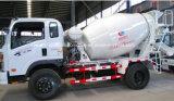 La distribution concrète Turck de m3 du camion 4 de camion de mélangeur d'agitateur de roues de Sinotruk 6