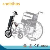 De Aanhangwagen van de Rolstoel van Handcycle Trike van de Aandrijving van de Stroom voor Verkoop