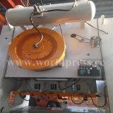 Máquina de perfuração de 200 séries da tonelada Jw36 com tela de toque e o controlador giratório da came