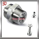 Tour CNC de découpe laser pièces, pièces d'usinage CNC
