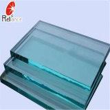 Effacer le verre trempé pour Windows/ portes /Tables avec 4-19mm épaisseur