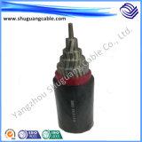 Cu индивидуальное Screened/PVC кабель Insulated/PVC обшитый/бронированный/компьютер/аппаратура