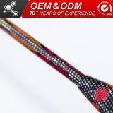Peinture de l'eau Badminton Raquette de produits en fibre de carbone graphite
