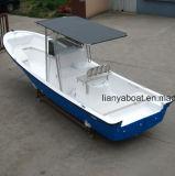 Liya 7.6m Glasvezel die Panga Boot China vissen