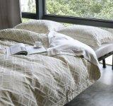Boda de Jacquard consolador cubrir la ropa de cama de diseño 3D (Alai City).
