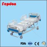 5개의 기능 피마자 브레이크 (HF-858)를 가진 전기 병원 환자 침대