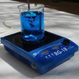 Laboratorio magnetico di ceramica del mescolatore