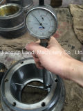 Material forjado C45 de la carrocería de la rueda para el molino de acero europeo