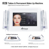 Two Handlesの接触Screen Multifuntional DIGITAL Tattoo Permanent Makeup Machine