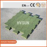 Спортивная площадка резиновый напольный плиткой Crossfit безопасности спортзал пол коврик