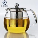 熱い販売法の熱はステンレス製のInfuserの茶鍋に抵抗する