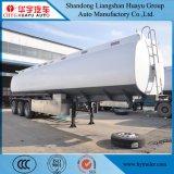 de Benzine 8compartment van 40cbm/Diesel/Olie/Brandstof/de Brandbare Vloeibare Semi Aanhangwagen van de Tank