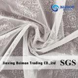 Jacquardwebstuhlspandex-Spitze-Ineinander greifen-Gewebe mit weichem und glattem Handgefühl für Wäsche