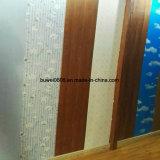 Самый дешевый WPC стены оболочка Композитный пластик деревянные стеновые панели