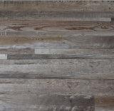 Chambre lâche de bois de jeter un revêtement de sol en vinyle PVC