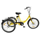 Pedal de batería de litio ayudar triciclo triciclo eléctrico Industrial (FP-ETRK1803)
