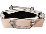 PU方法女性トートバック、二重ハンドルのハンドバッグ