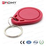 Alta qualidade RFID impermeável Keyfob com microplaquetas de Lf/Hf