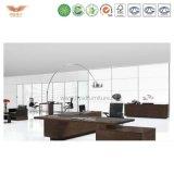 Самый лучший продавая самомоднейшей используемый мебелью стол офиса нержавеющей стали